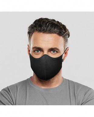 BLACK 3枚入り ソフトストレッチ洗える抗菌マスクを見る