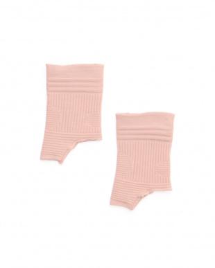 ピンク ベストバリューグイもみ美脚ウォーキングサポーター両足セット5足組を見る