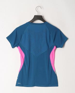 DIGI-BLUE ラン ライト レイザーカット SS Tシャツを見る