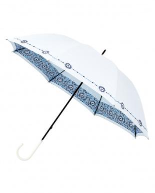 モロッカン 晴雨兼用傘ヒートカットショートを見る
