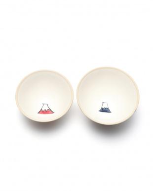 色釉富士 組飯碗を見る