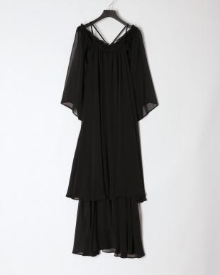 019 The Ibiza dress BLK Fを見る