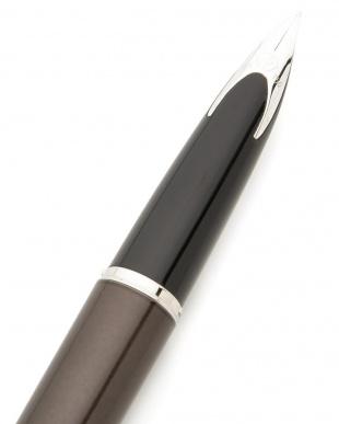 カレン フロスティー・ブラウン ST 万年筆 Mを見る