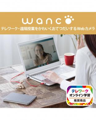 ブラウン Webカメラ/200万画素/HD/wancoを見る