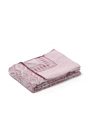 ピンク やわらか タオルケットを見る