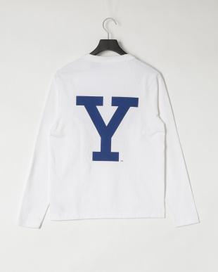ホワイト YALE 長袖 ラグラン Tシャツを見る