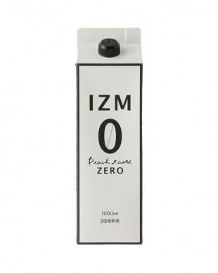 -美容・健康・免疫力は腸内環境の改善から- 『IZM PEACH TASTE ZERO』イズムピーチテイストゼロ 1000mL×3本セットを見る