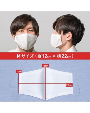 ホワイト マスク 綿100% 形態安定日本製 3枚セットを見る