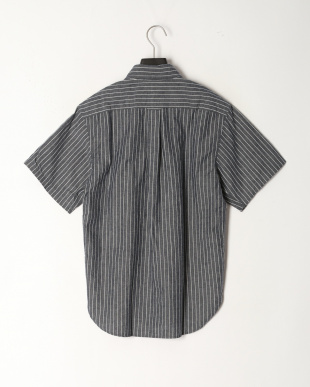ネイビー SHIPS:(Re)USA STRIPE S/Sを見る