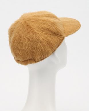 キャメル MUHLBAUER:HAIRY JERSEY CAPを見る