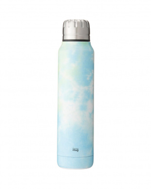 BLUE Umbrella bottle TIE DYEを見る