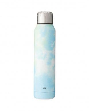 BLUE Umbrella bottle TIE DYEを見る