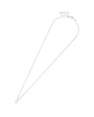 プラチナ PT ダイヤモンド 0.25ct K/SI2/EX 6本爪 ネックレス [ベネチアン45cmスライド仕様] GGS鑑定書付を見る