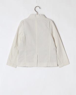 01 シアサッカージャケット(ジュニア)を見る
