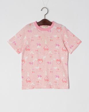 ピンク 半袖パジャマを見る