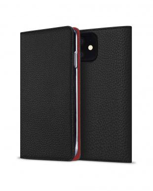 ブラック × レッド ダイアリーケース (iPhone 11)を見る