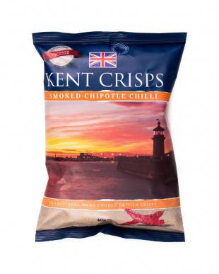 英国産厚切りポテトチップス スモークチポトレチリ 40g/シーソルト&ビネガー&ビデンデンシードル 40g   2種8個セットを見る