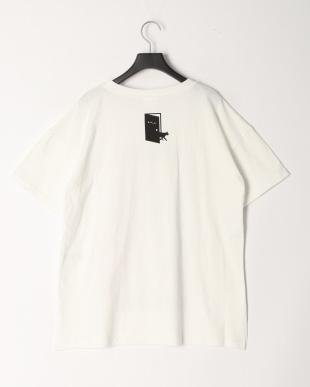 オフホワイト スカラーちゃんのお部屋BIG Tシャツを見る