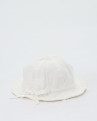 白 帽子を見る
