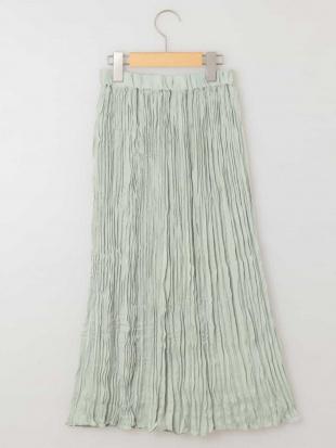 グリーン [100-130]ランダムプリーツスカート[WEB限定サイズ] a.v.v bout de chouを見る