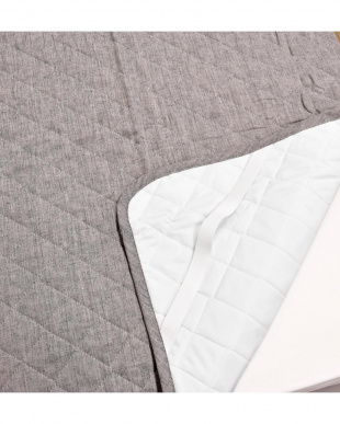 バイオレット フランスリネン使用(表地) ベッドパッドSを見る