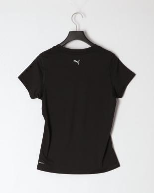 PUMA BLACK ラン ロゴ SS Tシャツを見る