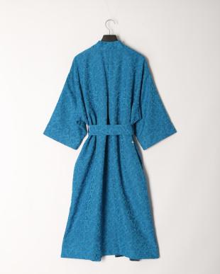 turquoise 花刺繍チャイナガウンを見る