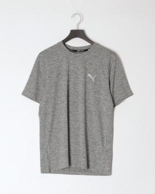 MEDIUM GRAY H/DIGI-BLUE HEA ラン ヘザー SS Tシャツ 2色SETを見る