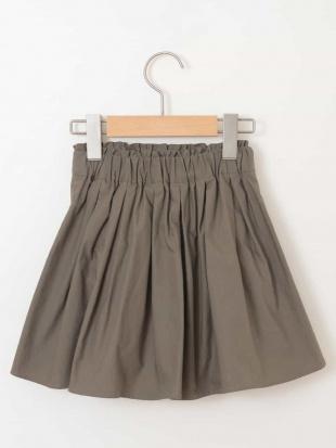 レッド [140-150]インナーパンツ付きカラーギャザースカート a.v.v bout de chouを見る