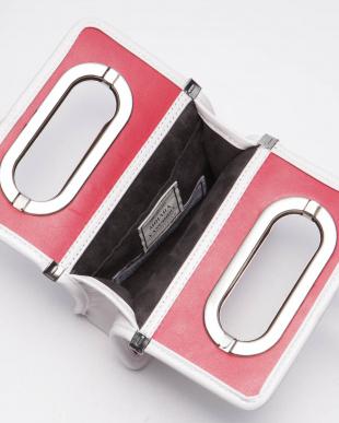 WHITE disk U PVC mini BAGを見る