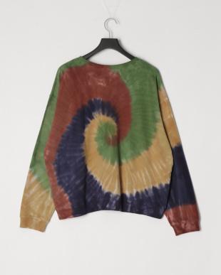 MULTI Tie dye pulloverを見る