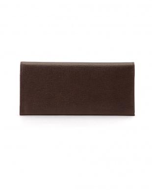 チョコ ロディ レザー フラップ長財布を見る