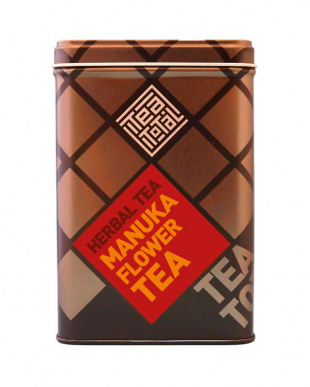 TEA TOTAL リーフ缶セットマヌカフラワーティー&アールグレイパリスティーを見る