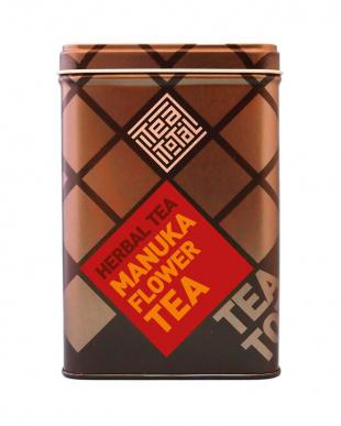 TEA TOTAL リーフ缶セットマヌカフラワーティ&スタンダードダージリンティーを見る