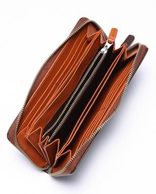 DBR スムースレザーラウンド財布を見る