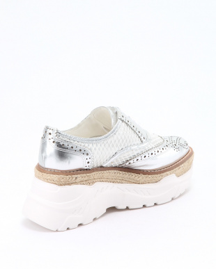 SILVER CHANKY SOLE OXFORDを見る