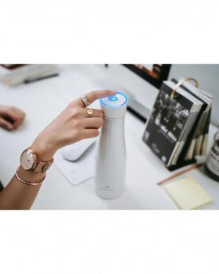 ホワイト スマートボトル LIZ Smart Bottle 350 ml Whiteを見る