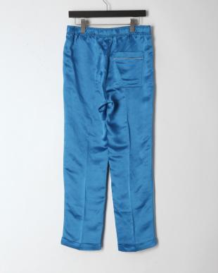 BLUE  WB PAJAMA PANTSを見る
