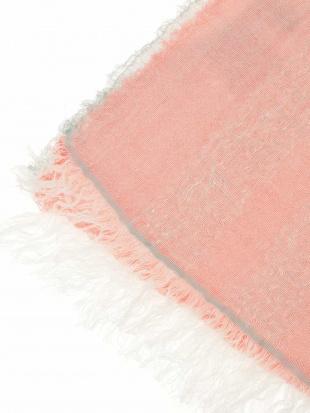 ピンク 【イタリア製】ブロッキングストール HIROKO BISを見る