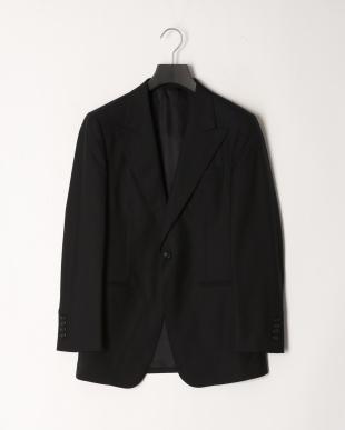 ネイビー 1釦シングルスーツを見る