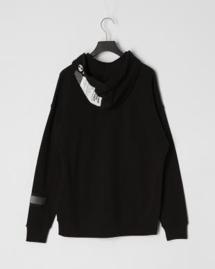Black AF Workwear Full Zip Hood BLACFQを見る