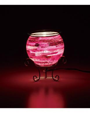 ピンク モザイクアロマライト マイマールを見る