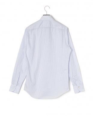 セレスト デザイン柄 長袖シャツを見る