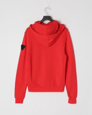 赤 スウェットシャツを見る
