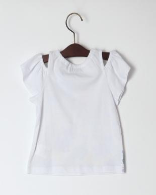 シロ 海中肩あきTシャツを見る
