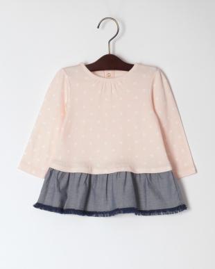 S・ピンク  BANDANA PRINT DRESS WITH PANTSを見る