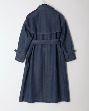 BLU Trench Coat -denimを見る