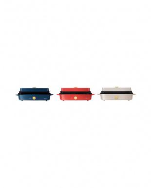 ライトベージュ スリムホットプレート 3つのプレートと楽しく使えるレシピブック付を見る