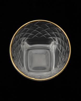 カンピエッロ タンブラー 6pcs ゴールド エッジ 底四葉コローバー サンドブラストを見る