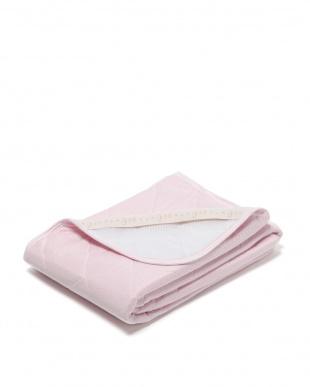 ピンク アイス眠EX-麻敷きパッドDを見る